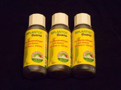 Biplantol Guano - hobby balení 30ml - 1