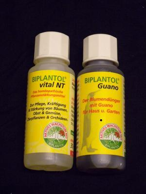 Biplantol Guano + Vital NT - hobby set (2x30ml)