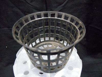 Košík plastový 9cm - 1