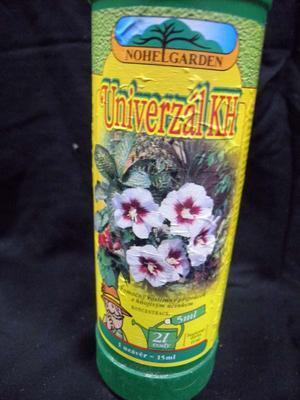 Kořenové hnojivo Explantex - Univerzal KH 500ml - 2