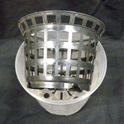 Košík plastový 9cm - 2