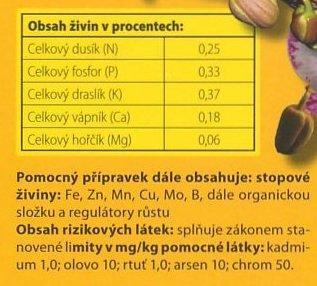 Orchidejové hnojivo Explantex - ORCHIMIX (1l) - 2